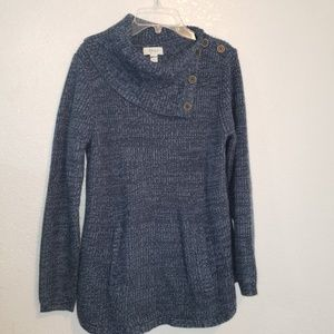 Style & Co. | Blue Sweater
